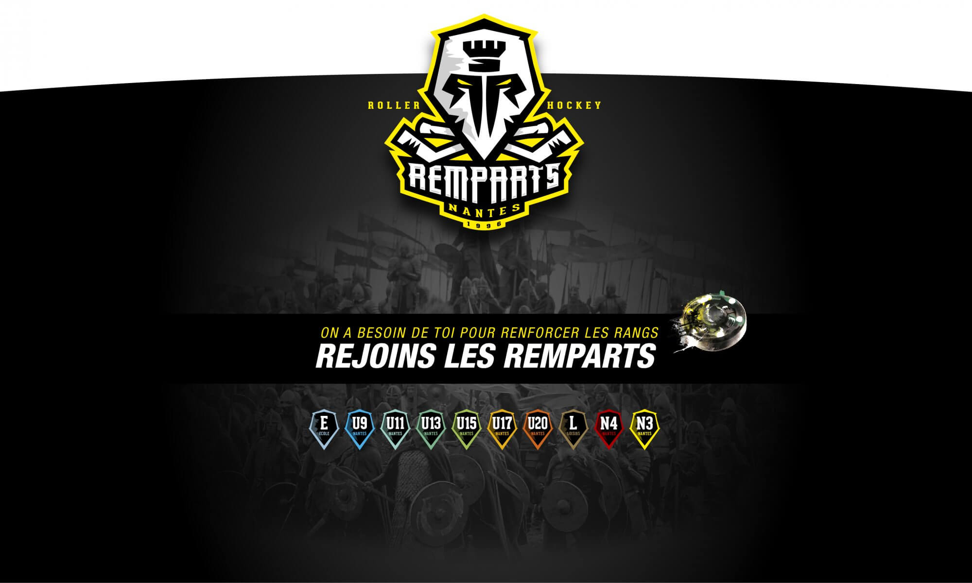 Remparts de Nantes